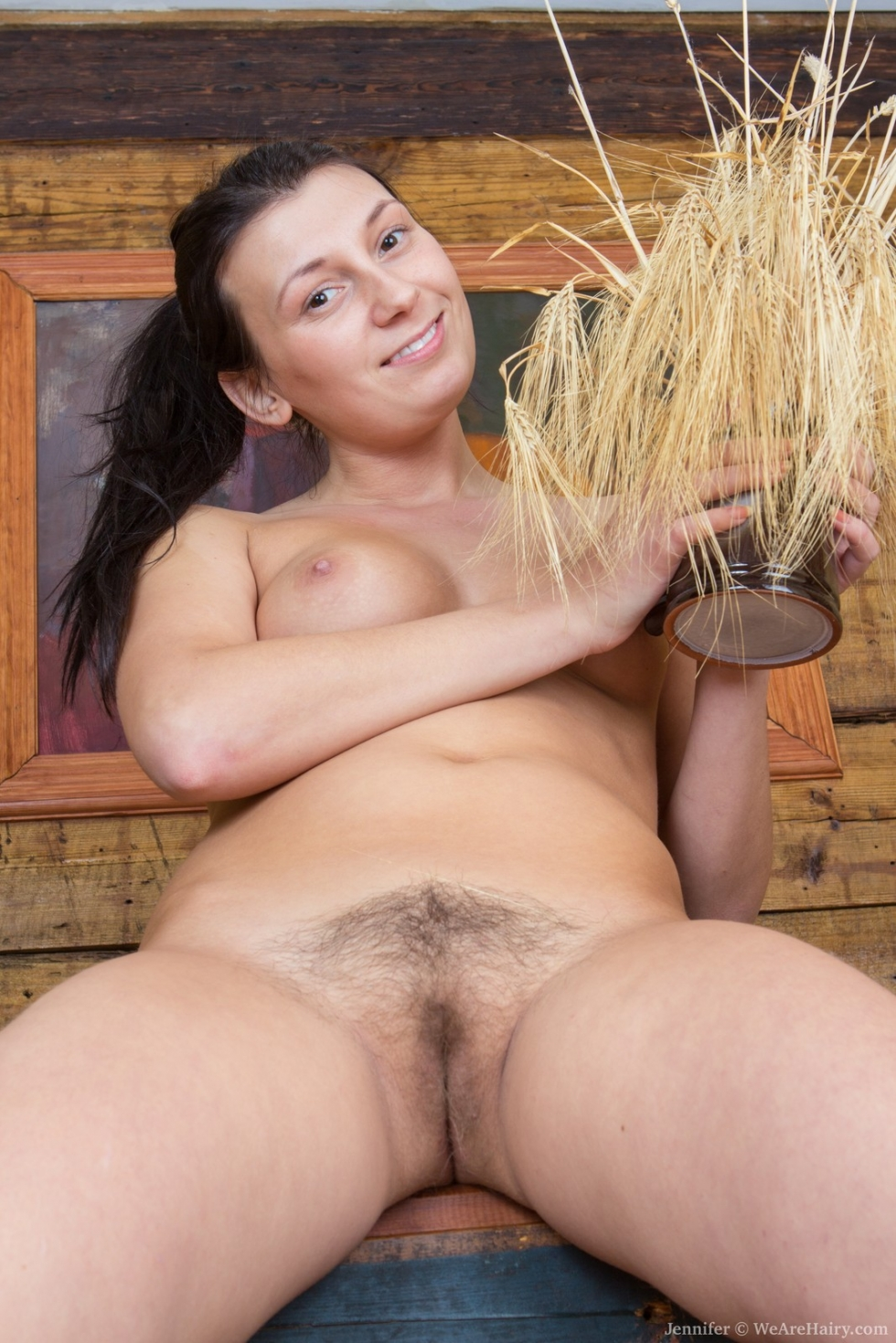 Little hairy pussy