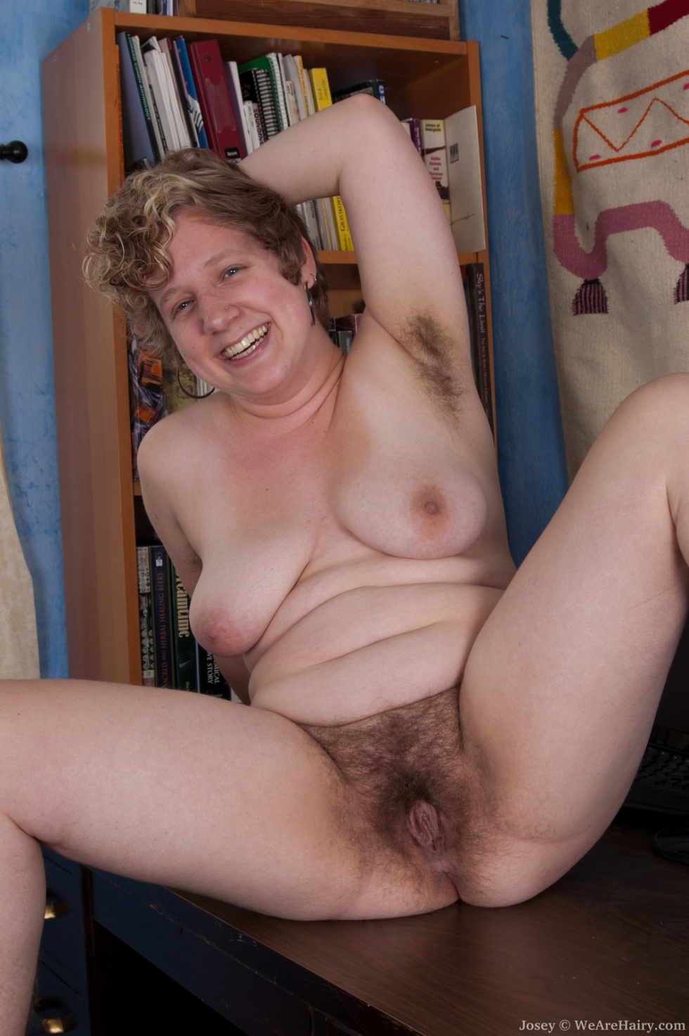 Naked Women With Hairy Pits And Legs