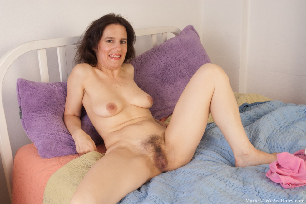hairy mature hd