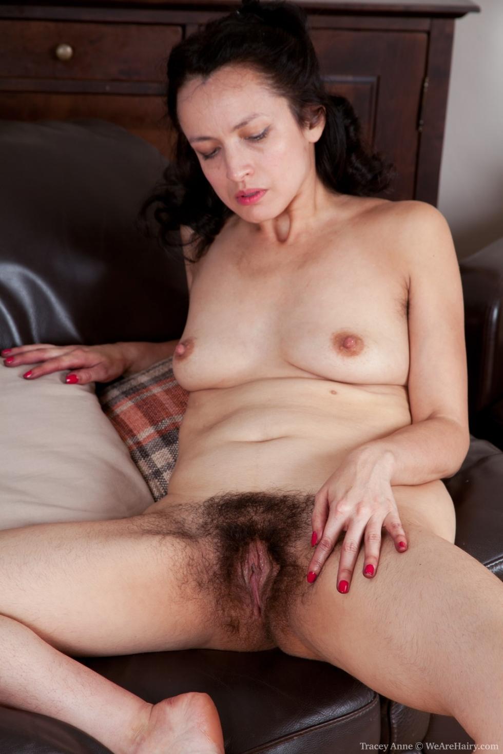 Hairy Mature Porno